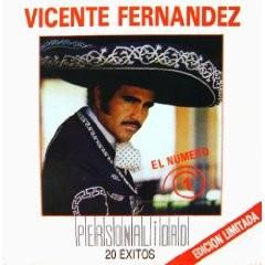 Vicente Fernández - Mujeres Divinas