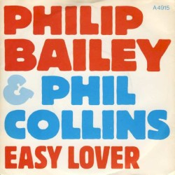 Easy lover - Philip Bailey + Phil Collins