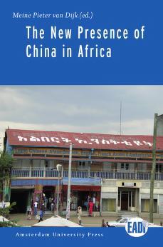Cover of: The new presence of China in Africa | Meine Pieter van Dijk